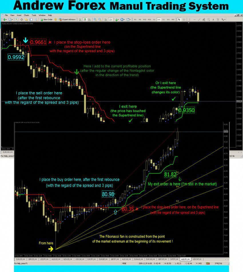 Andrew Trading System