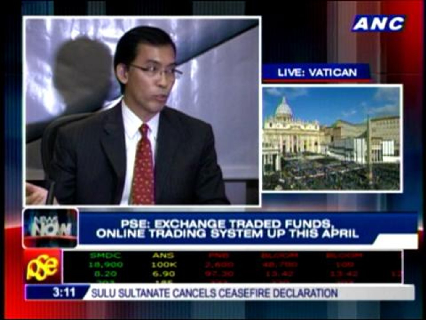 PSE Trading System